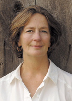 Meredith Hall Author image
