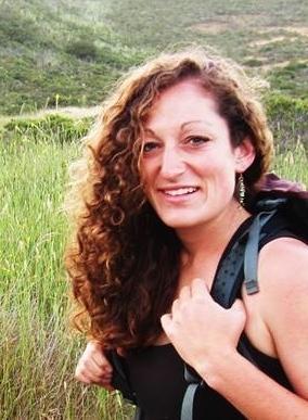 Jennifer OConnel hiking cropped